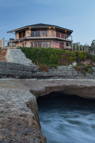 Transitional Cliff Side